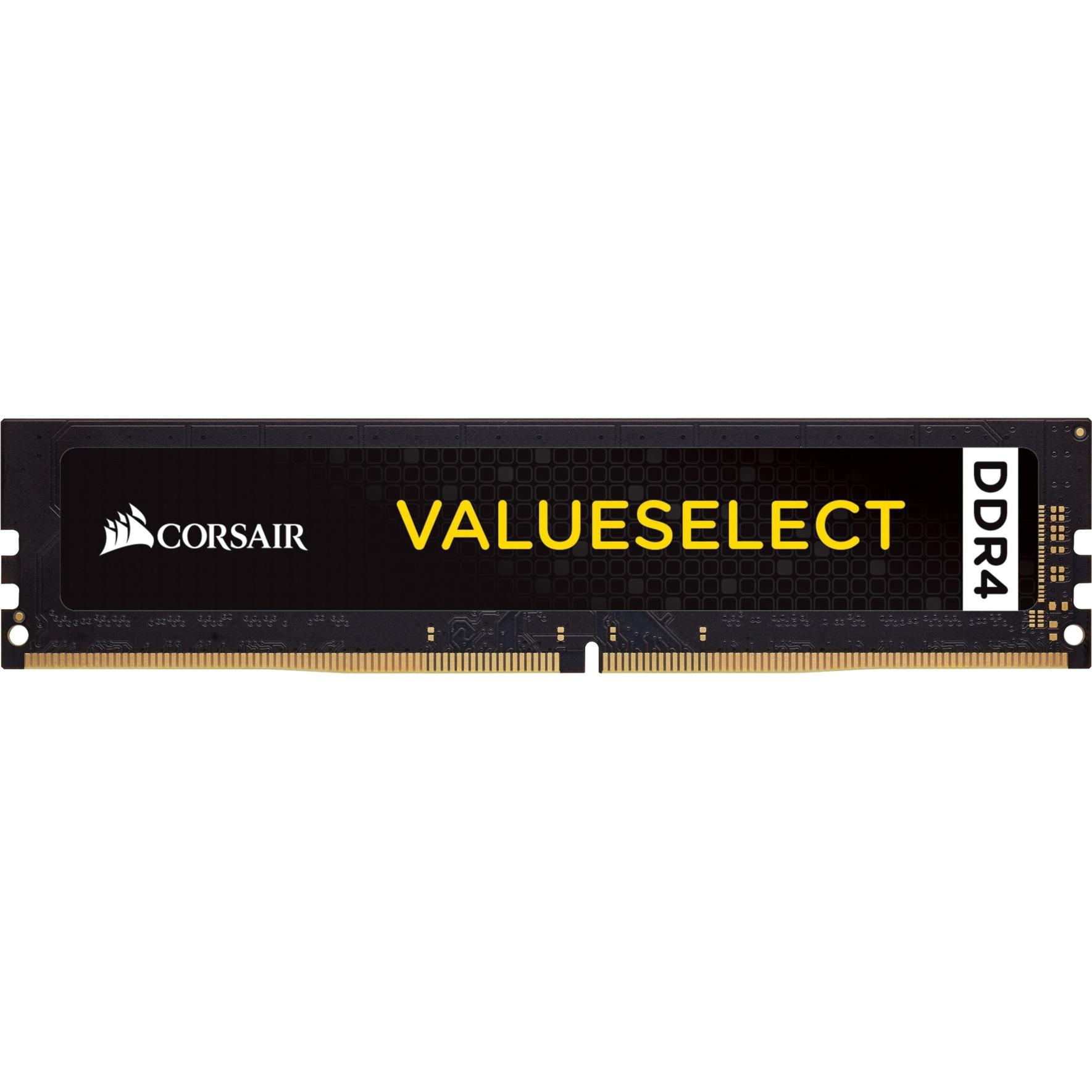 ValueSelect 16GB, DDR4, 2400MHz 16Go DDR4 2400MHz module de mémoire