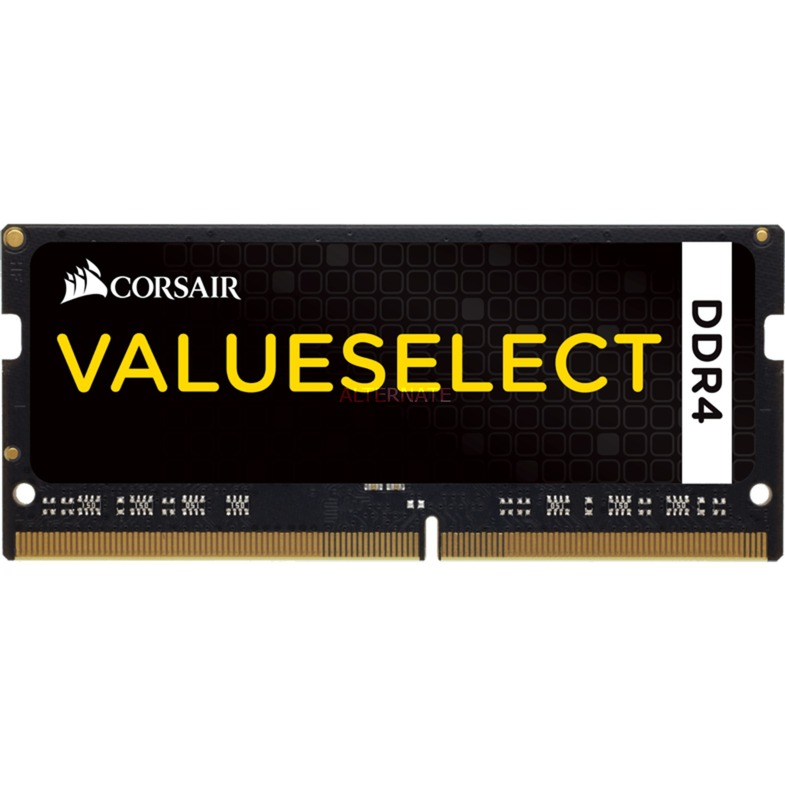 Value Select SO-DIMM DDR4 8 Go 2133 MHz CL15, Mémoire