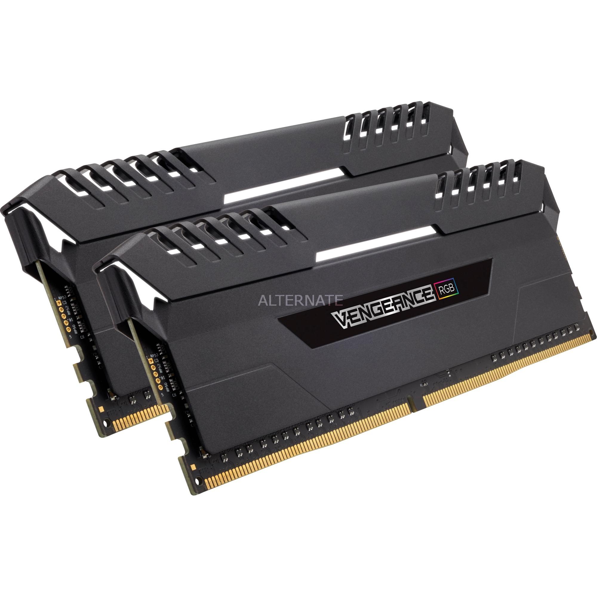 Vengeance 16GB, 3000MHz, DDR4 16Go DDR4 3000MHz module de mémoire