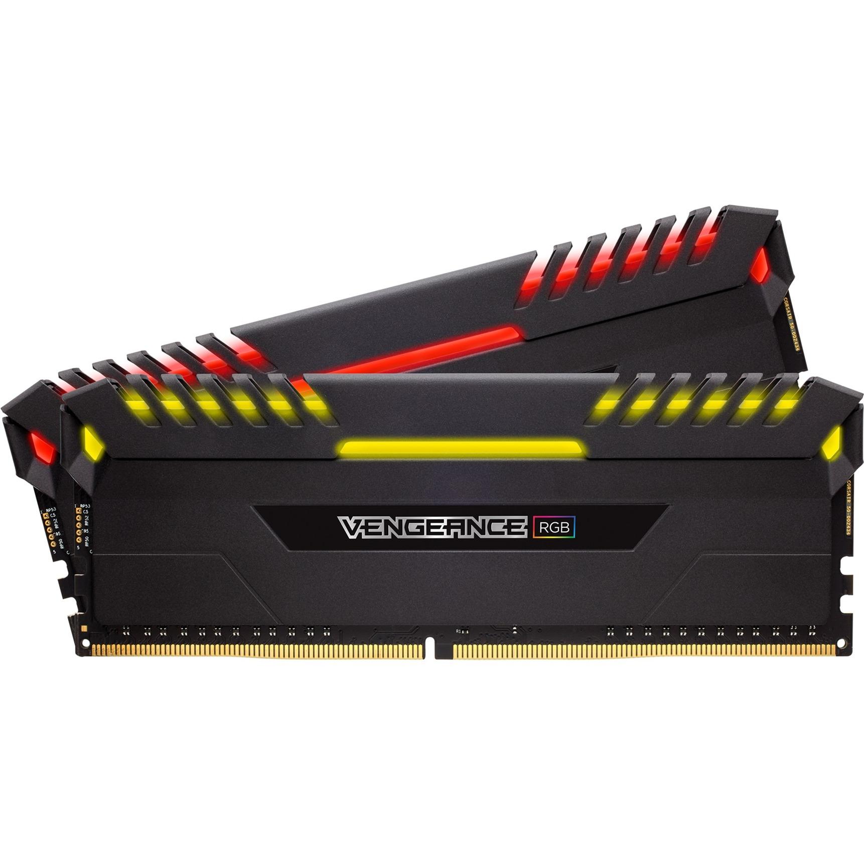 Vengeance 16GB, DDR4, 3000MHz 16Go DDR4 3000MHz module de mémoire
