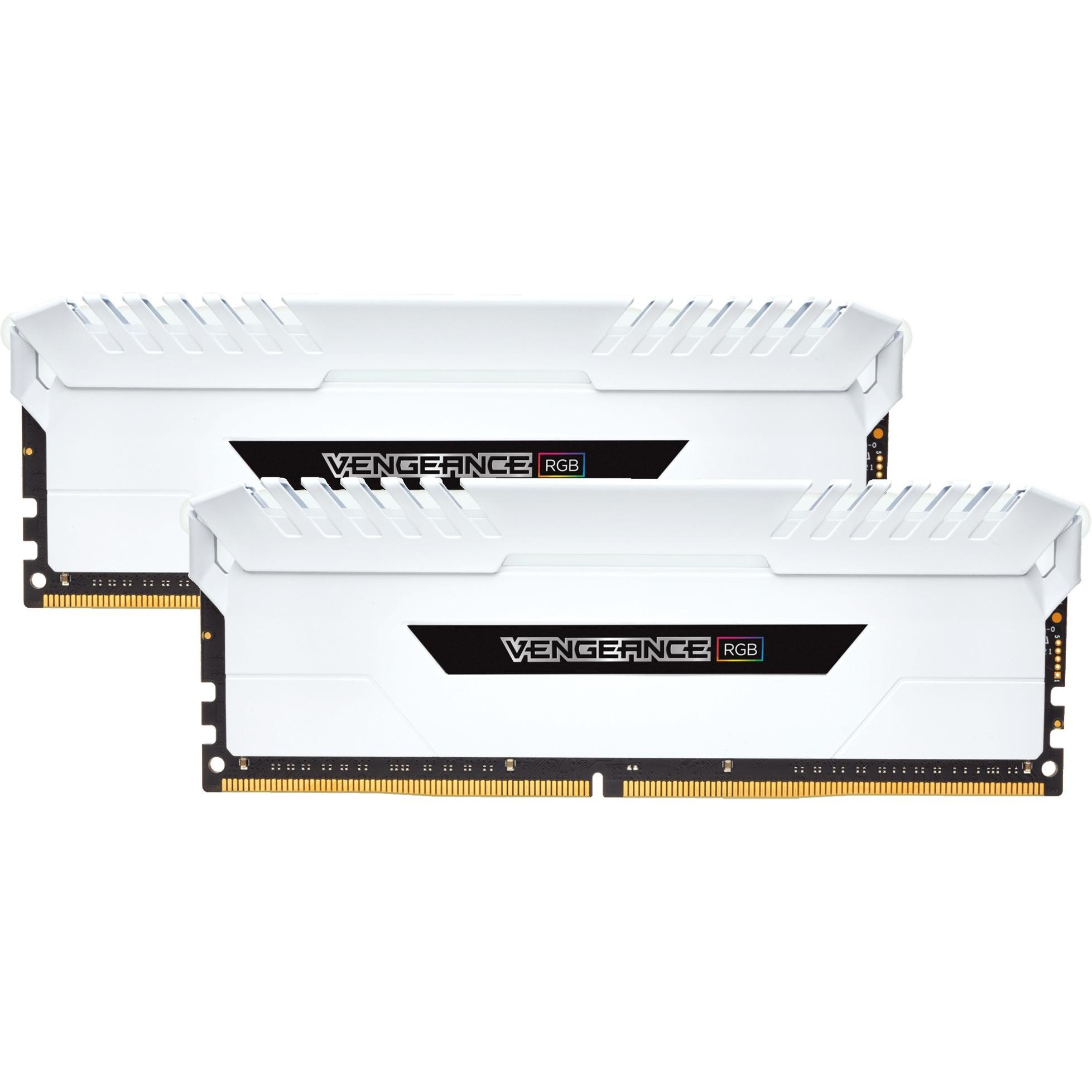 Vengeance 16GB, DDR4, 3600MHz 16Go DDR4 3600MHz module de mémoire