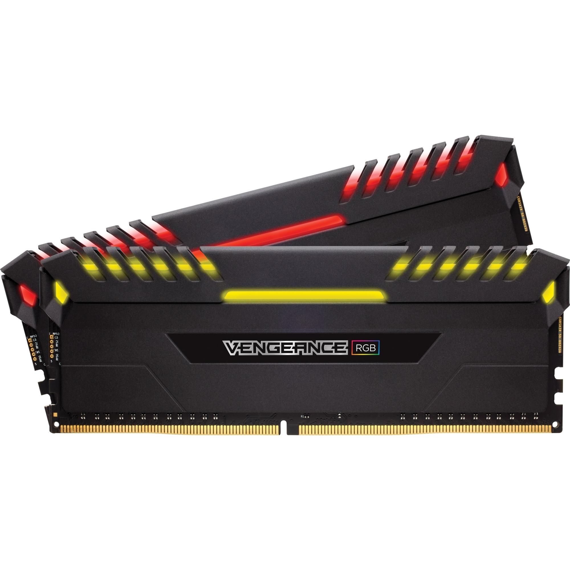 Vengeance 32 GB, DDR4, 3333 MHz 32Go DDR4 3333MHz module de mémoire