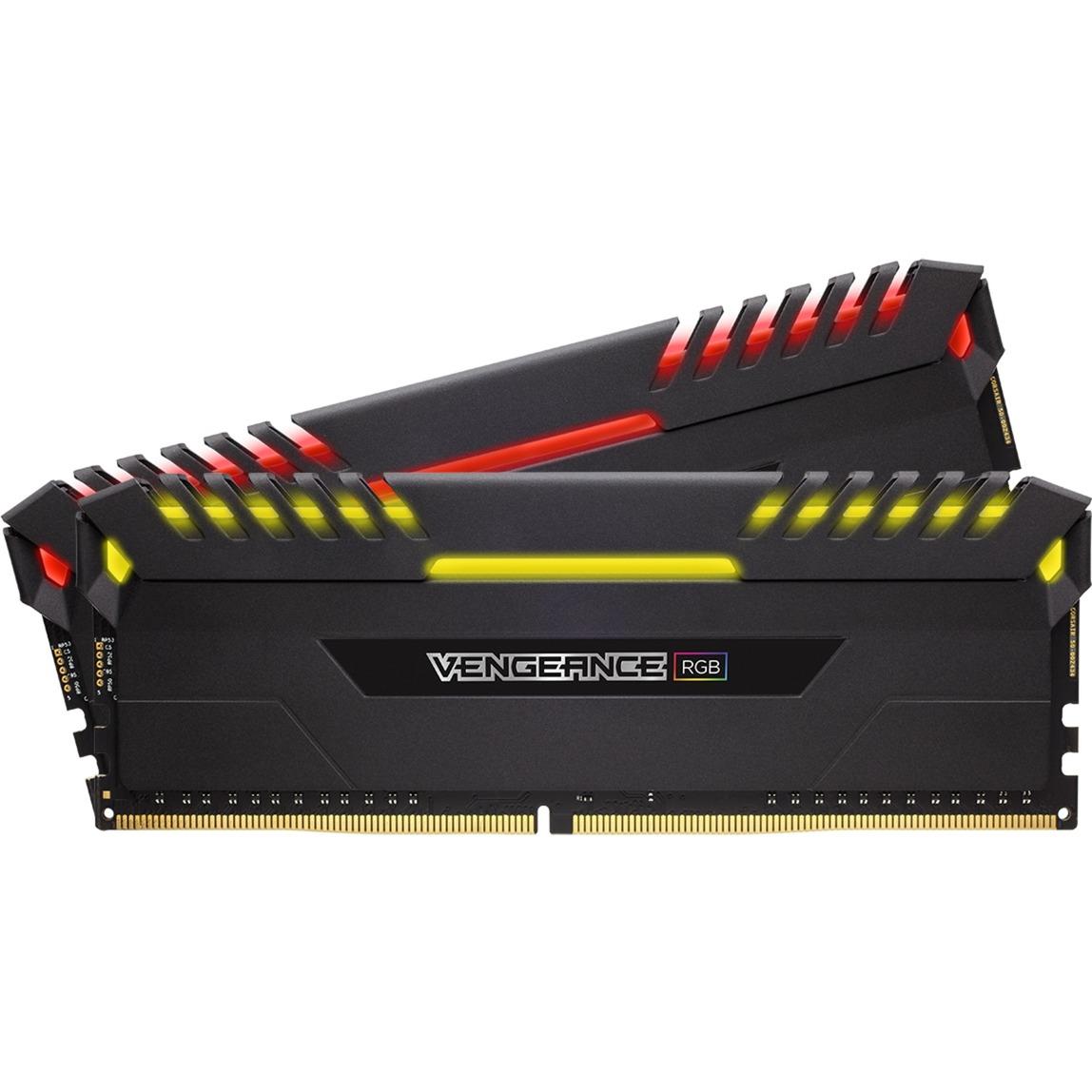 Vengeance 32 GB, DDR4, 3600 MHz 32Go DDR4 3600MHz module de mémoire