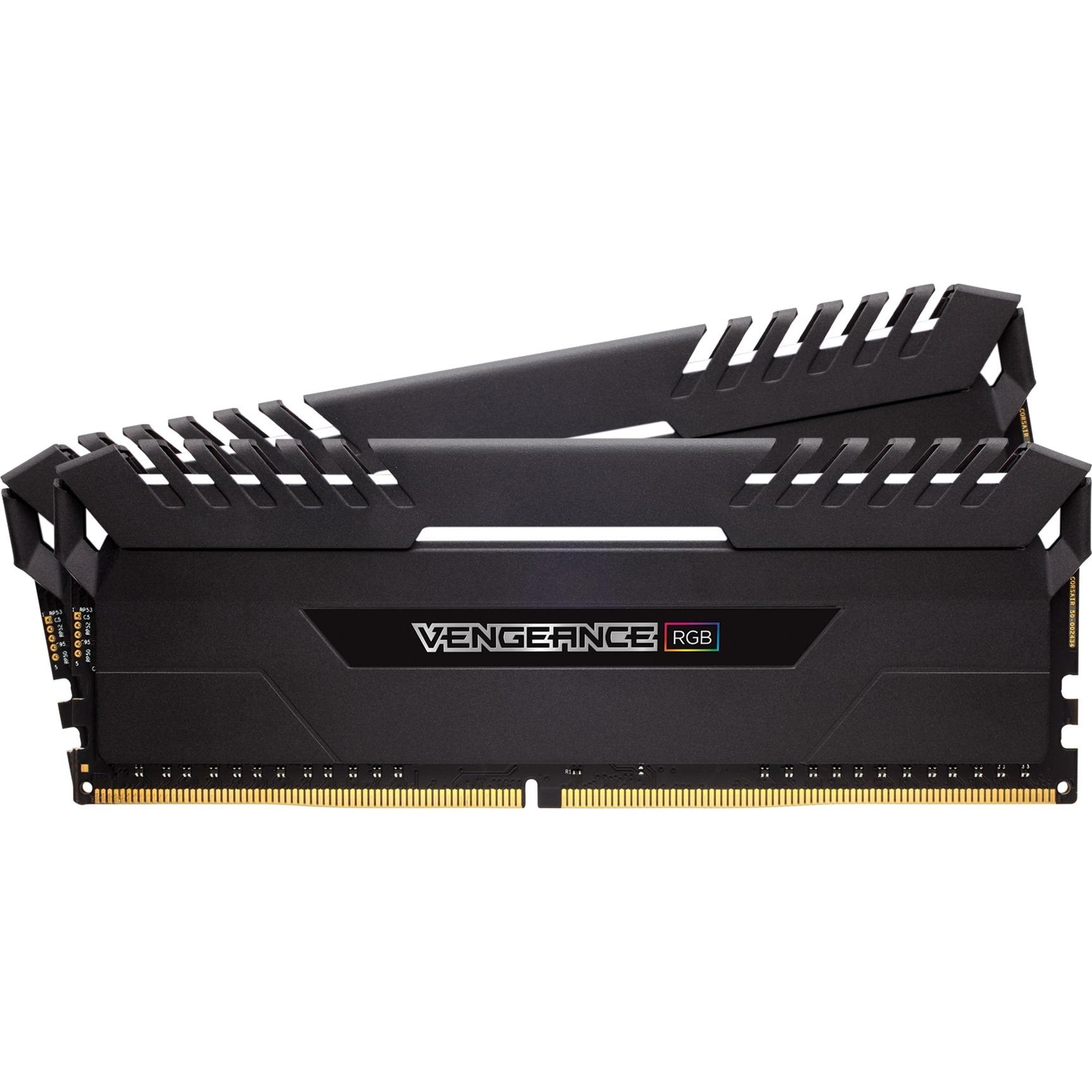 Vengeance CMR16GX4M2A2666C16 16Go DDR4 2666MHz module de mémoire