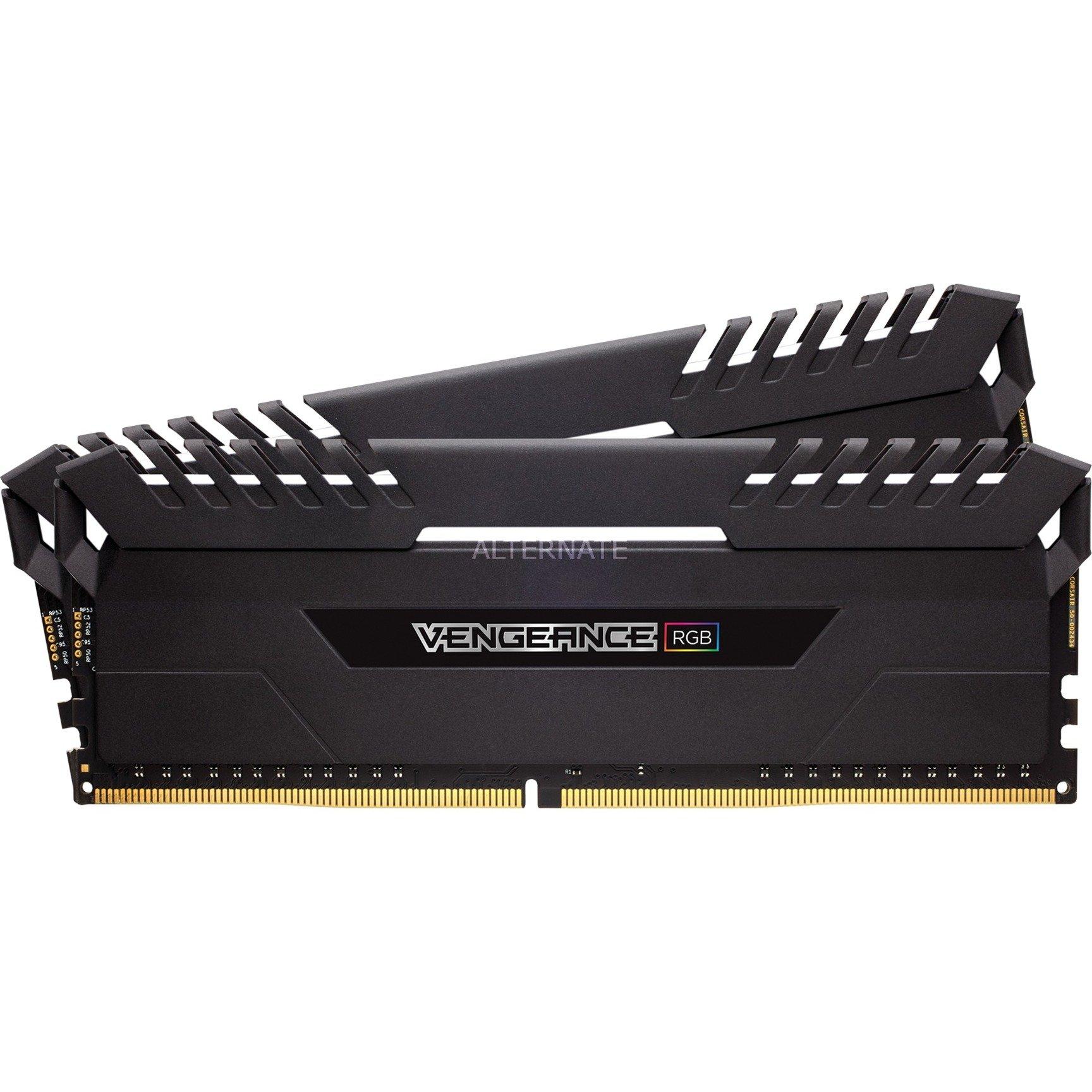 Vengeance CMR16GX4M2C3000C15 16Go DDR4 3000MHz module de mémoire