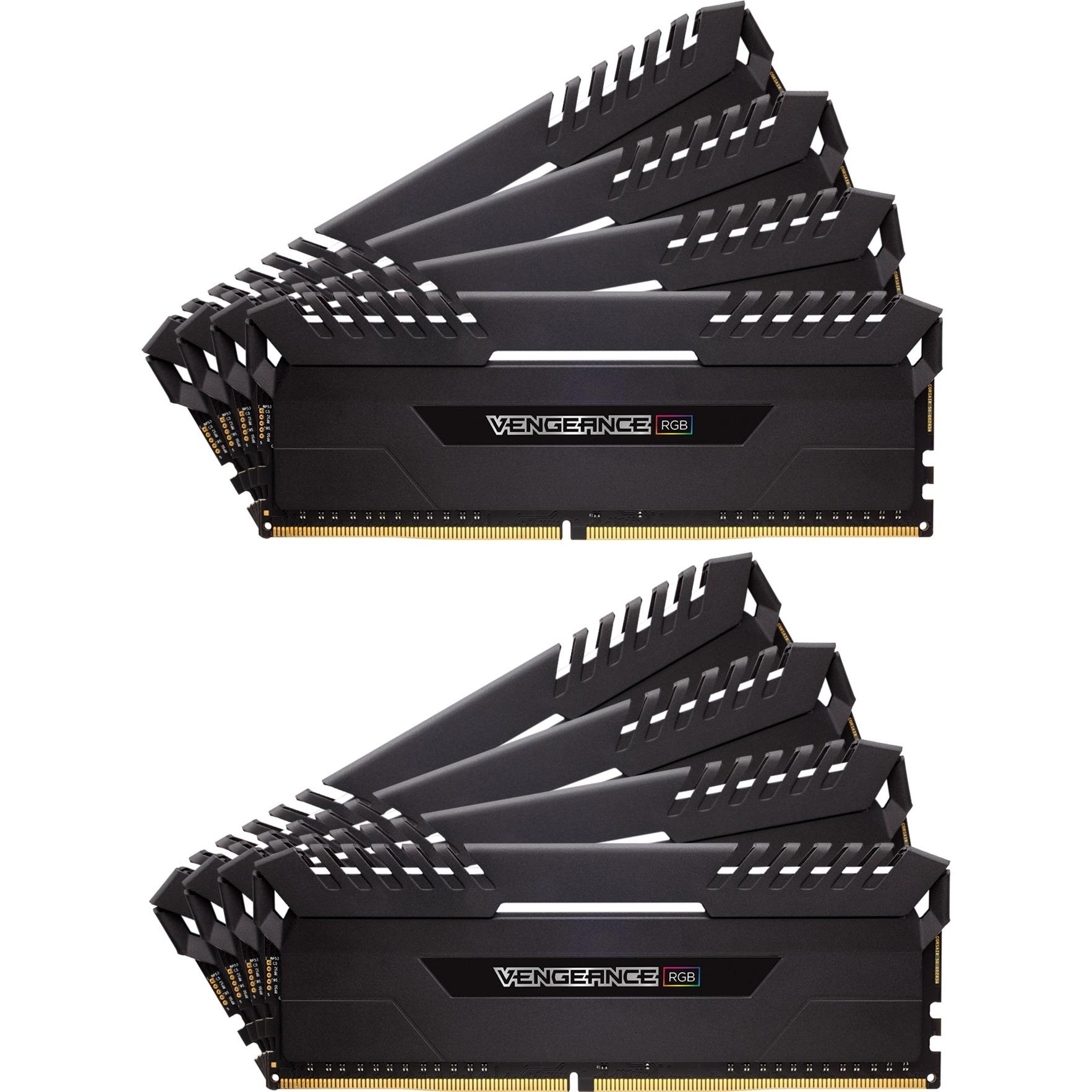Vengeance CMR64GX4M8A2666C16 64Go DDR4 2666MHz module de mémoire