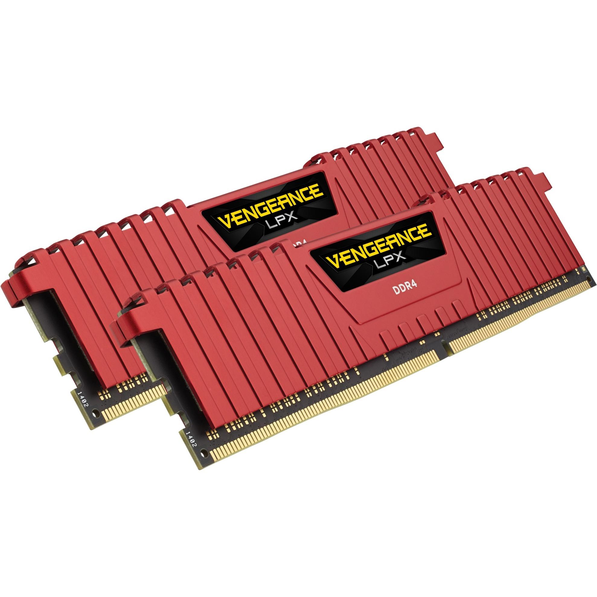 Vengeance LPX 16GB, DDR4 16Go DDR4 4000MHz module de mémoire