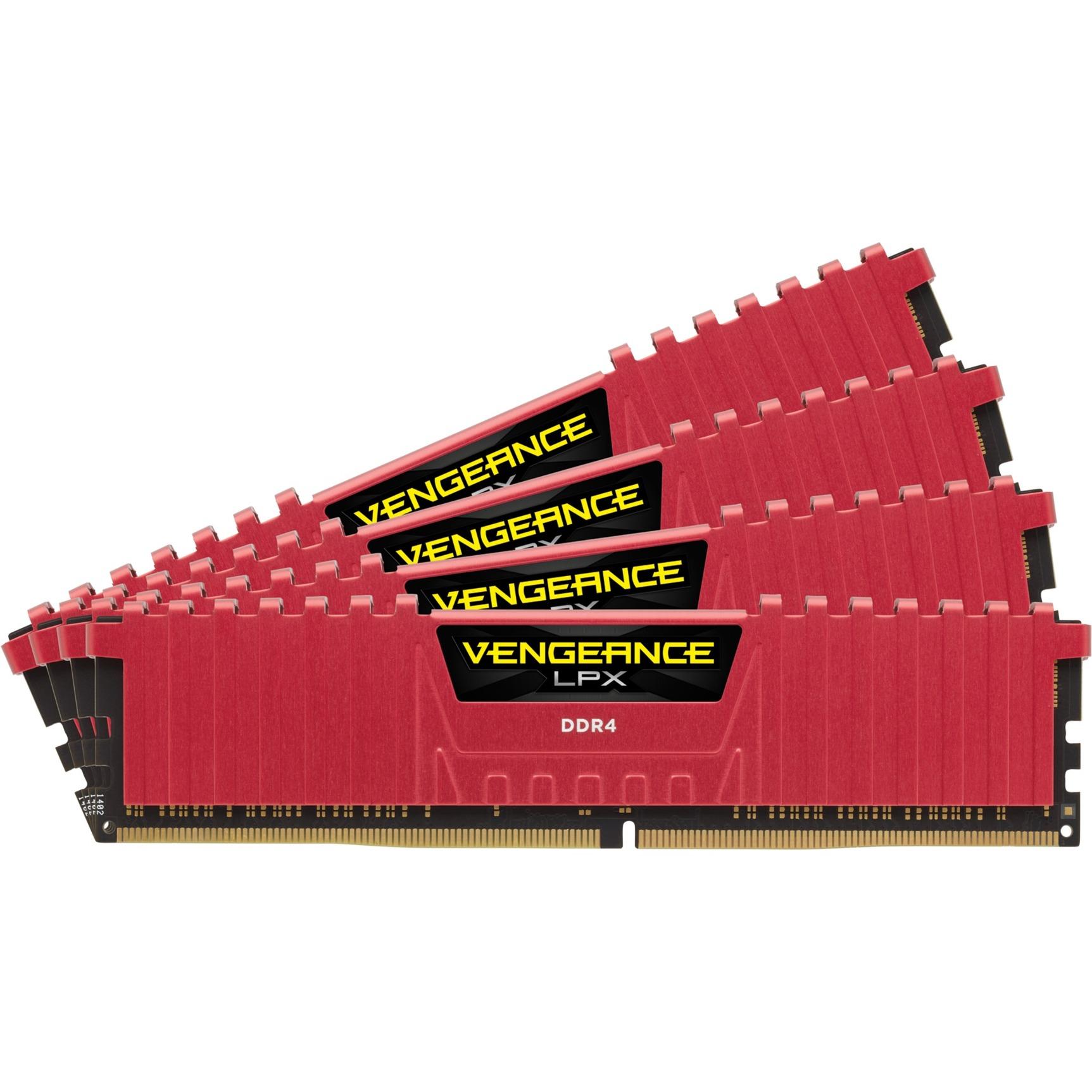 Vengeance LPX 32GB 3866MHz DDR4 32Go DDR4 3866MHz module de mémoire