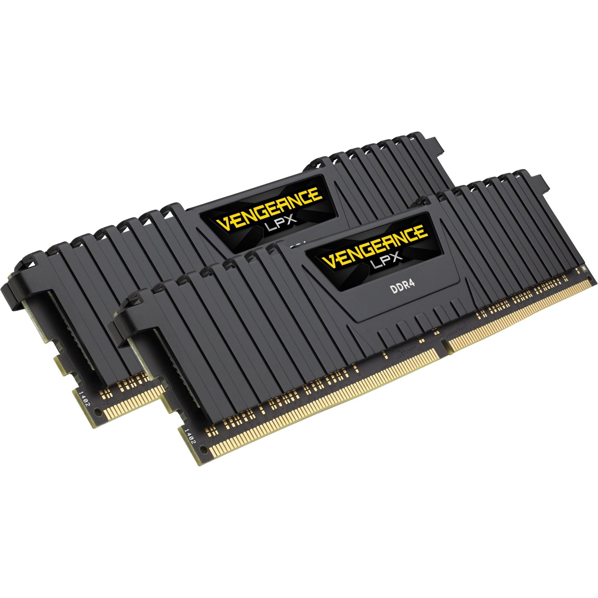 Vengeance LPX CMK16GX4M2D3200C16 16Go DDR4 module de mémoire