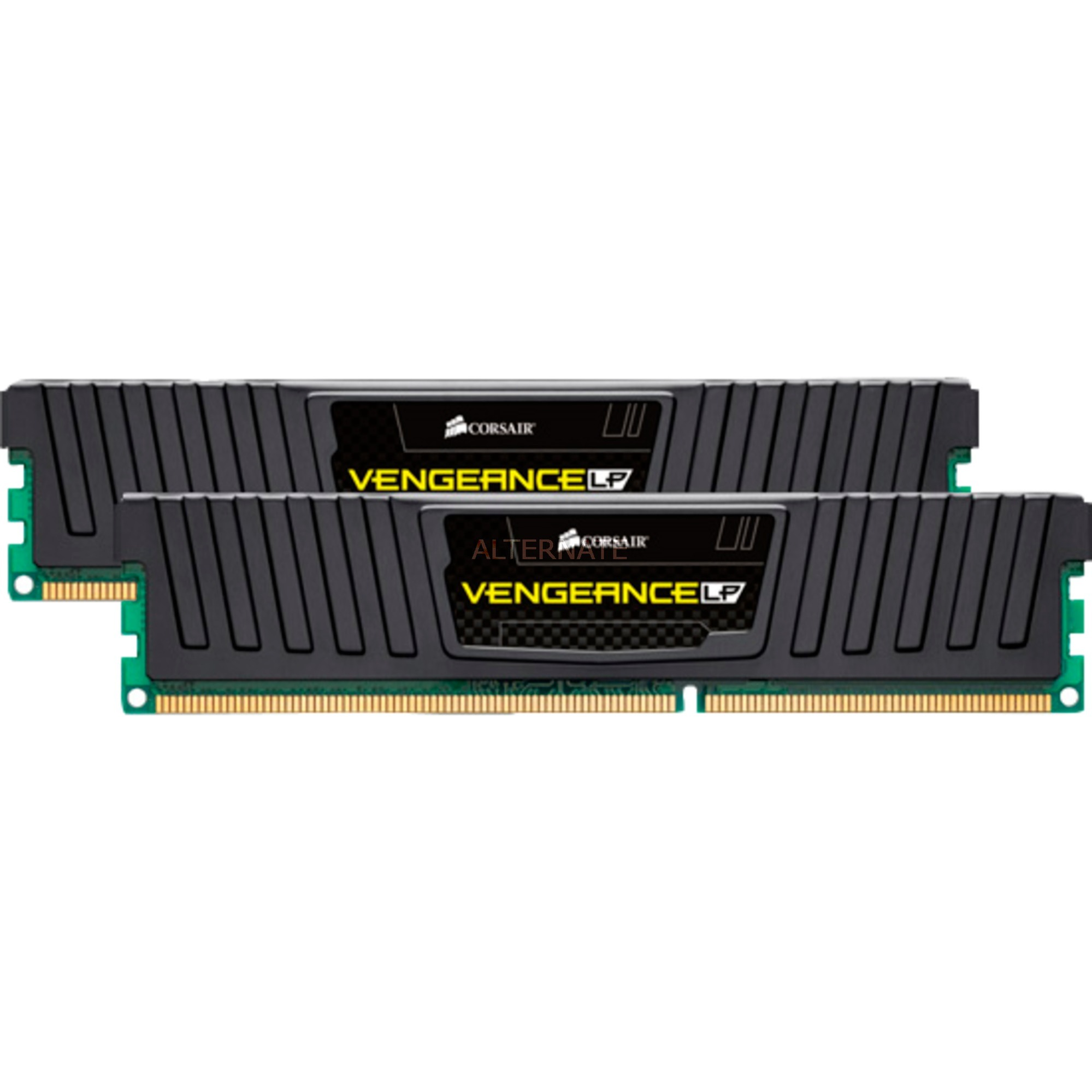 Vengeance Low Profile 16 Go (2 x 8 Go) DDR3 1600 MHz CL10, Mémoire