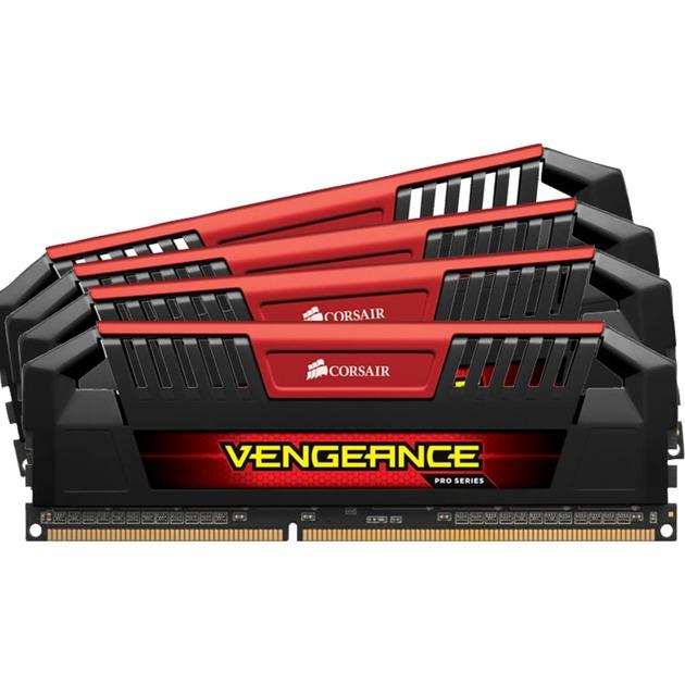Vengeance Pro Series 32 Go (4 x 8 Go) DDR3 1600 MHz CL9, Mémoire
