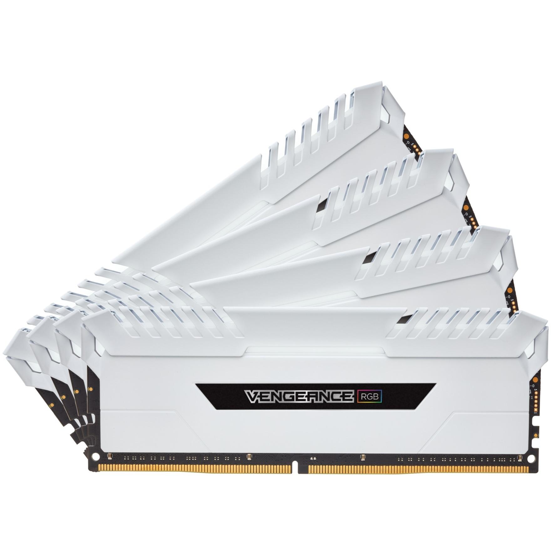 Vengeance RGB 32GB, DDR4, 3000 MHz 32Go DDR4 3000MHz module de mémoire