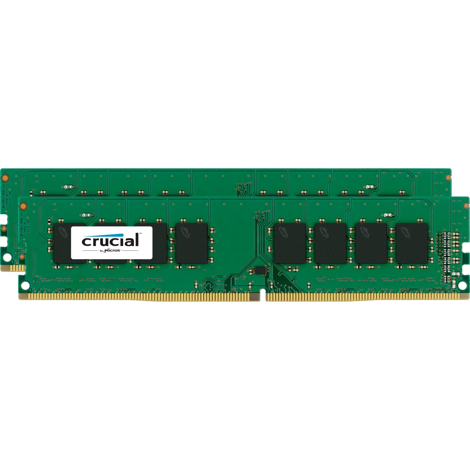 2x4GB DDR4 8Go DDR4 2400MHz module de mémoire