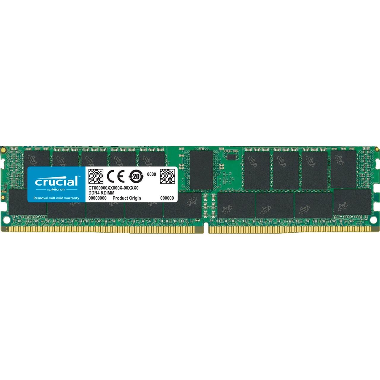 32GB DDR4-2666 RDIMM 32Go DDR4 2666MHz ECC module de mémoire