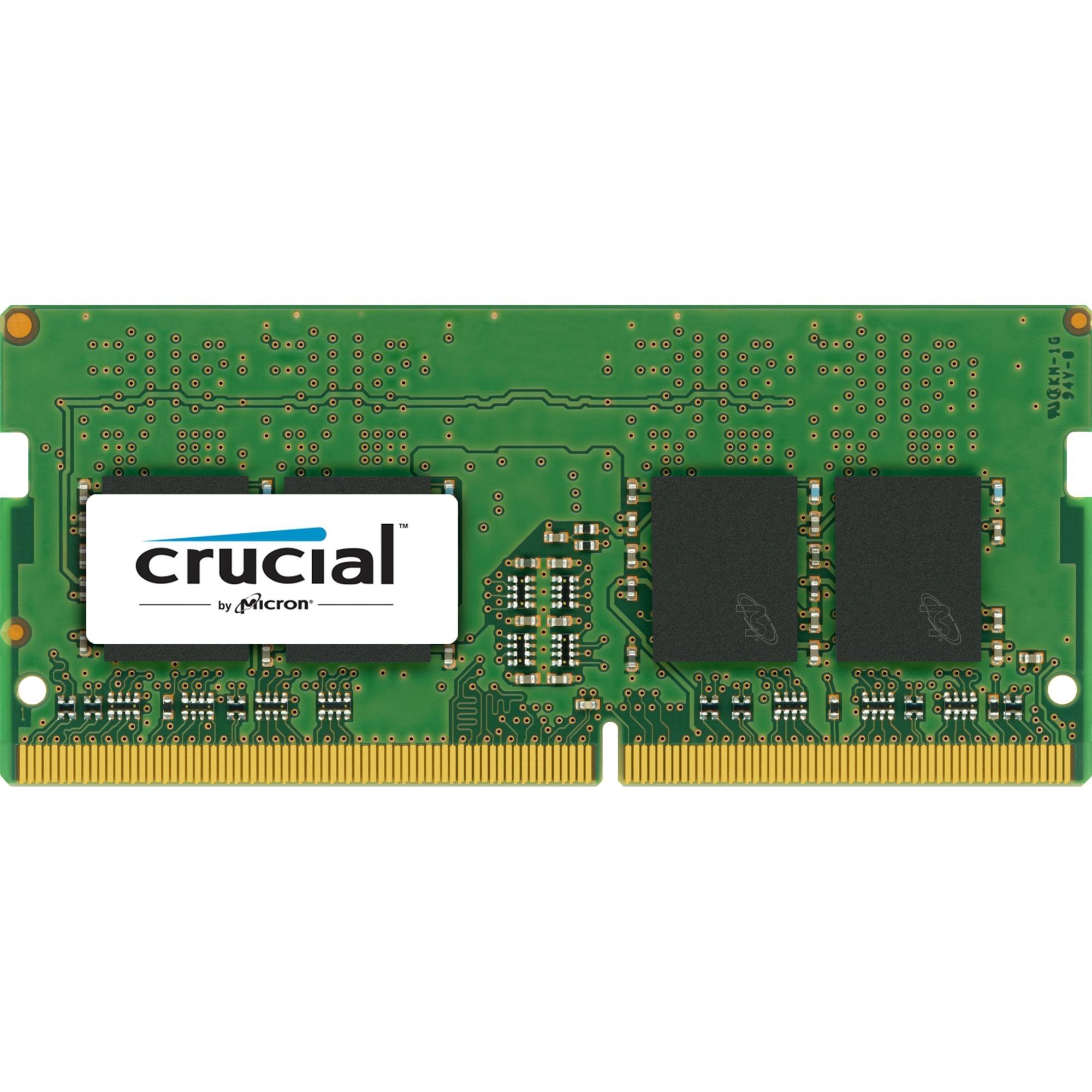 CT16G4SFD8266 16Go DDR4 2666MHz module de mémoire