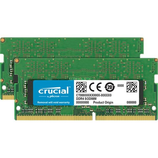 CT2K16G4SFD8266 32Go DDR4 2666MHz module de mémoire