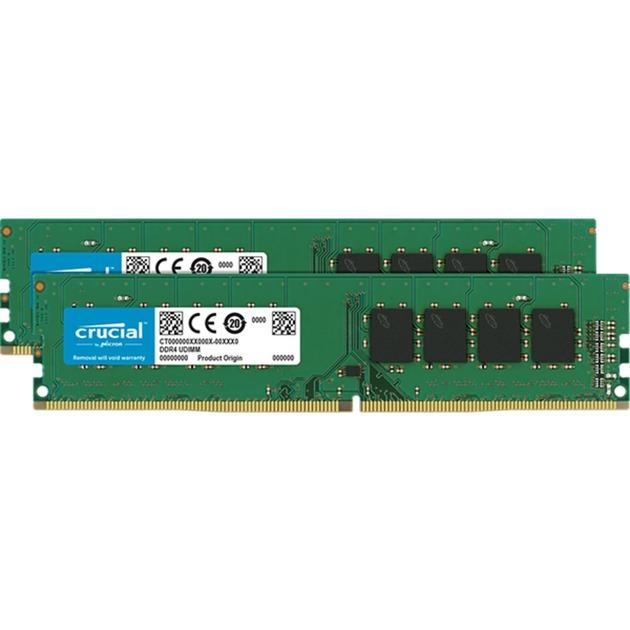 CT2K8G4DFS8266 16Go DDR4 2666MHz module de mémoire