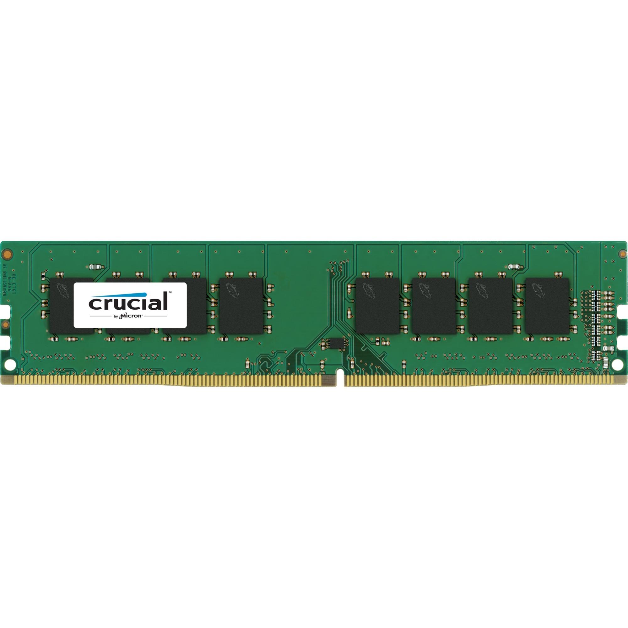 CT8G4DFD824A 8Go DDR4 2400MHz module de mémoire