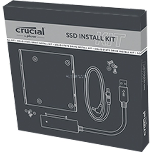 CTSSDINSTALLAC kit de support, Adaptateur