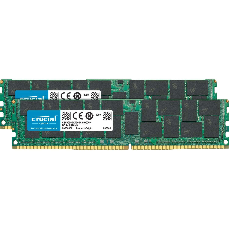 DDR4 32 Go (2 x 16 Go) 2133 MHz CL15 ECC Registered DR X4, Mémoire