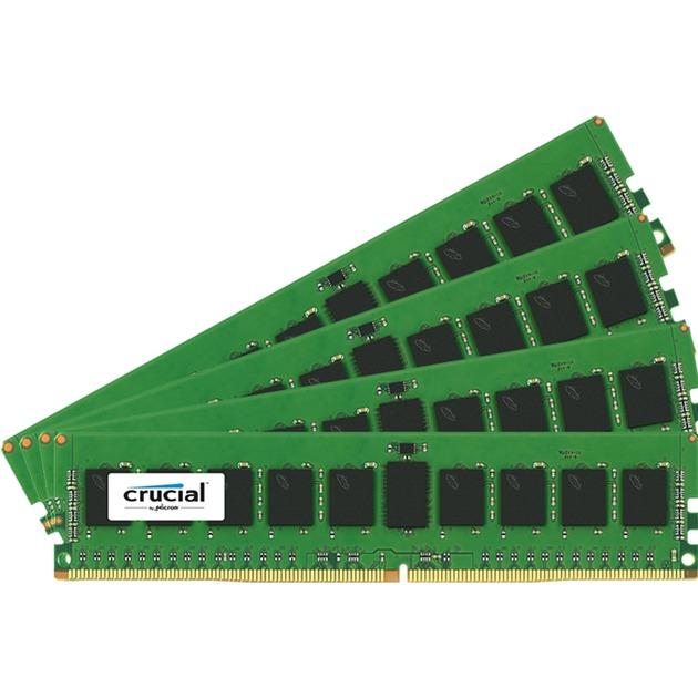 DDR4 32 Go (4 x 8 Go) 2133 MHz CL15 ECC Registered SR X4, Mémoire