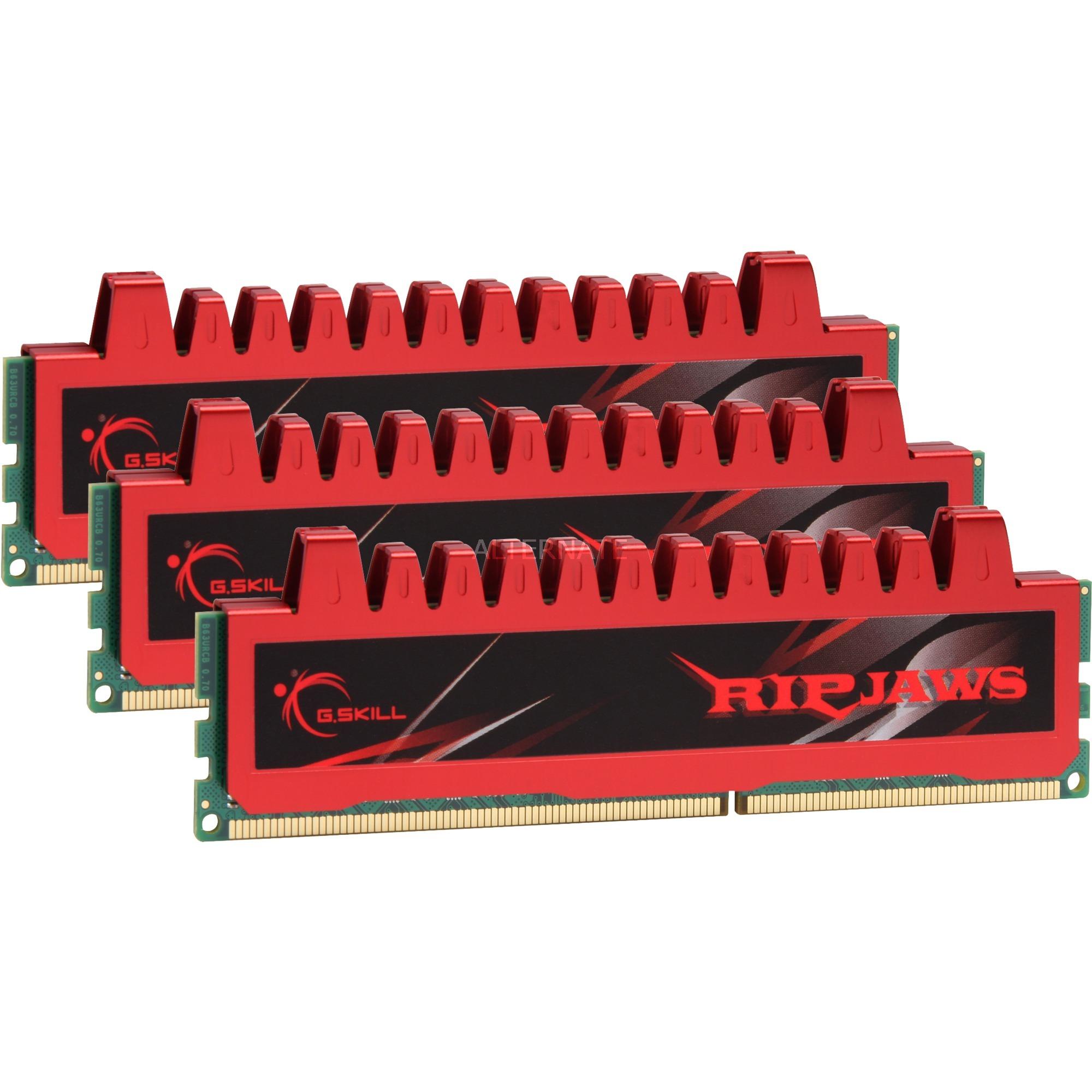 12GB DDR3-1600 DDR3 1600MHz module de mémoire