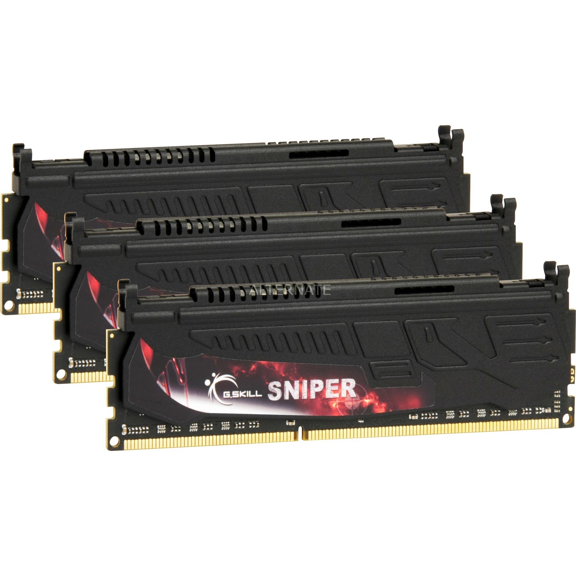 12GB DDR3-1600 SNIPER 12Go DDR3 1066MHz module de mémoire