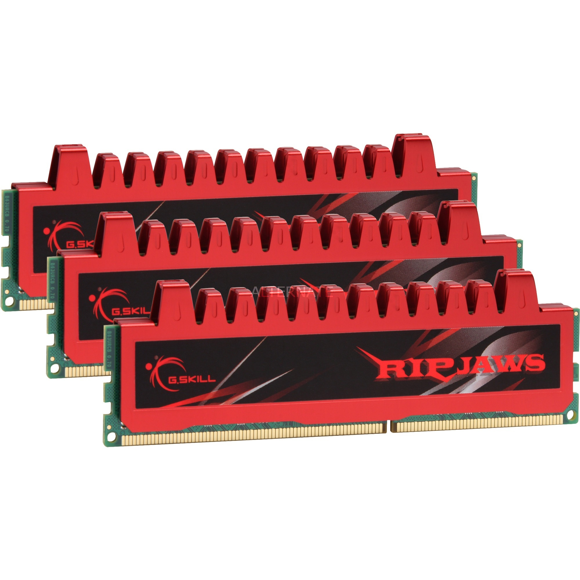 12GB PC3-10666 12Go DDR3 1333MHz module de mémoire