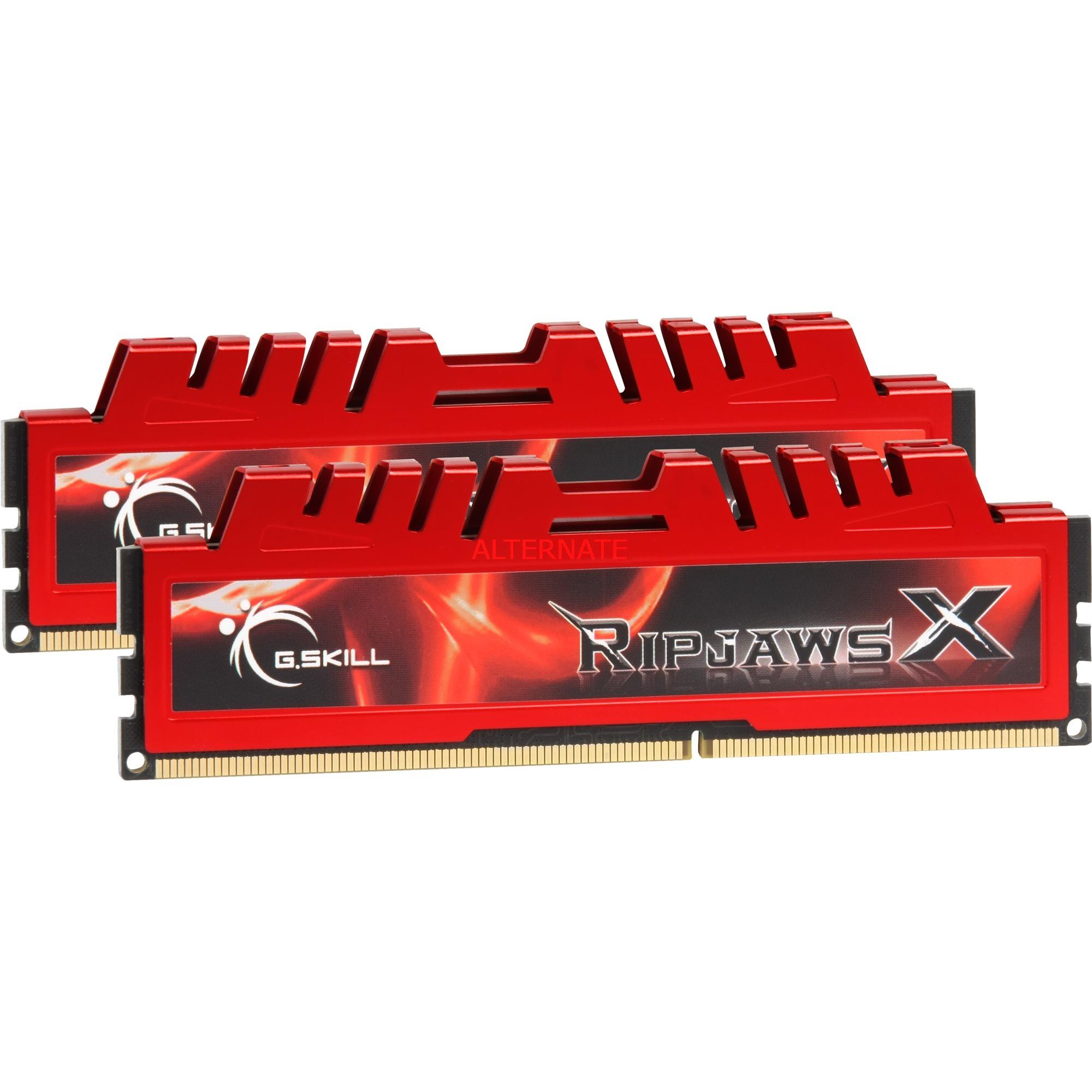 16GB DDR3-1333 CL9 RipjawsX 16Go DDR3 1333MHz module de mémoire