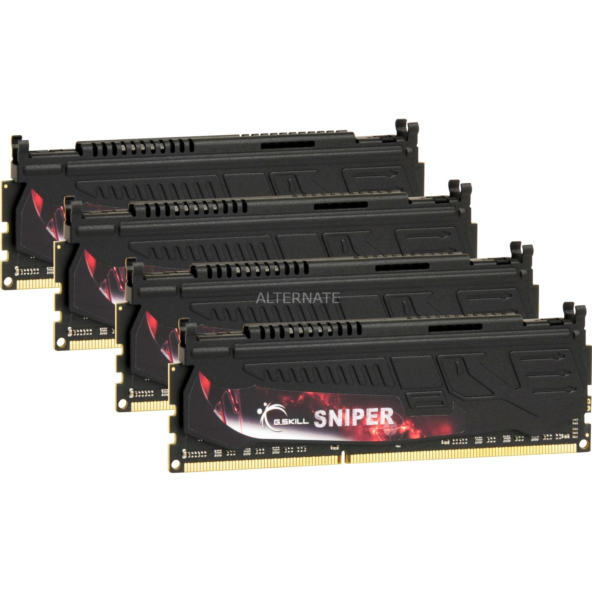 16GB PC3-17000 16Go DDR3 2133MHz module de mémoire