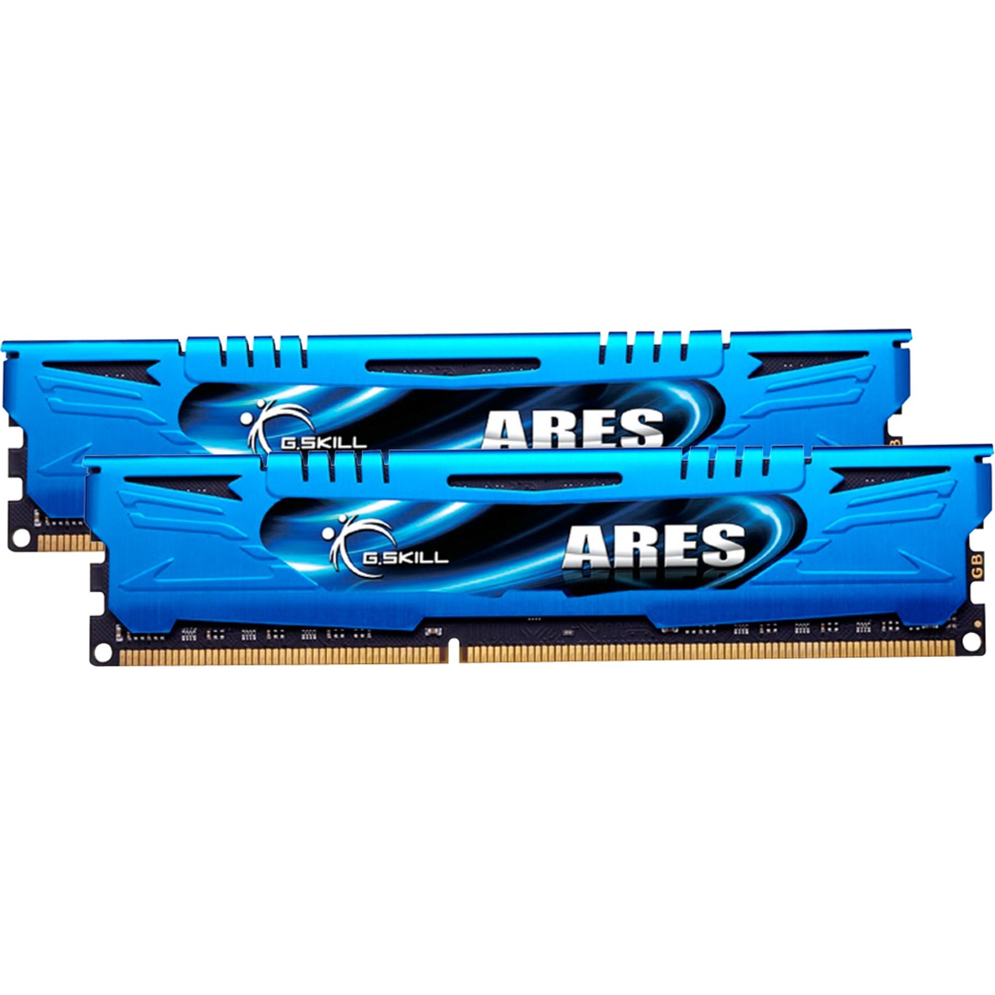 16 Go DDR3-1866 Kit, Mémoire