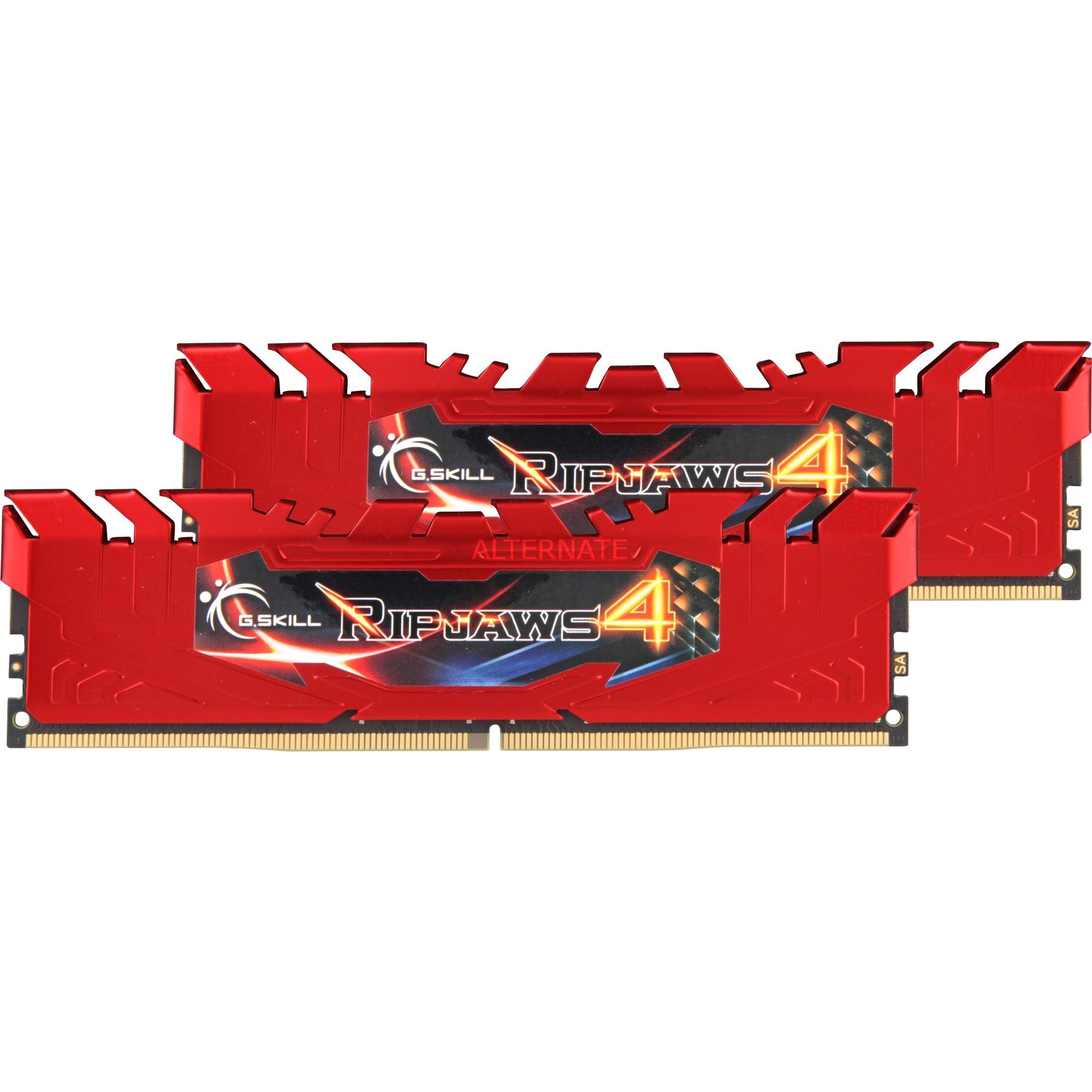 16 Go DDR4-2133 Kit, Mémoire