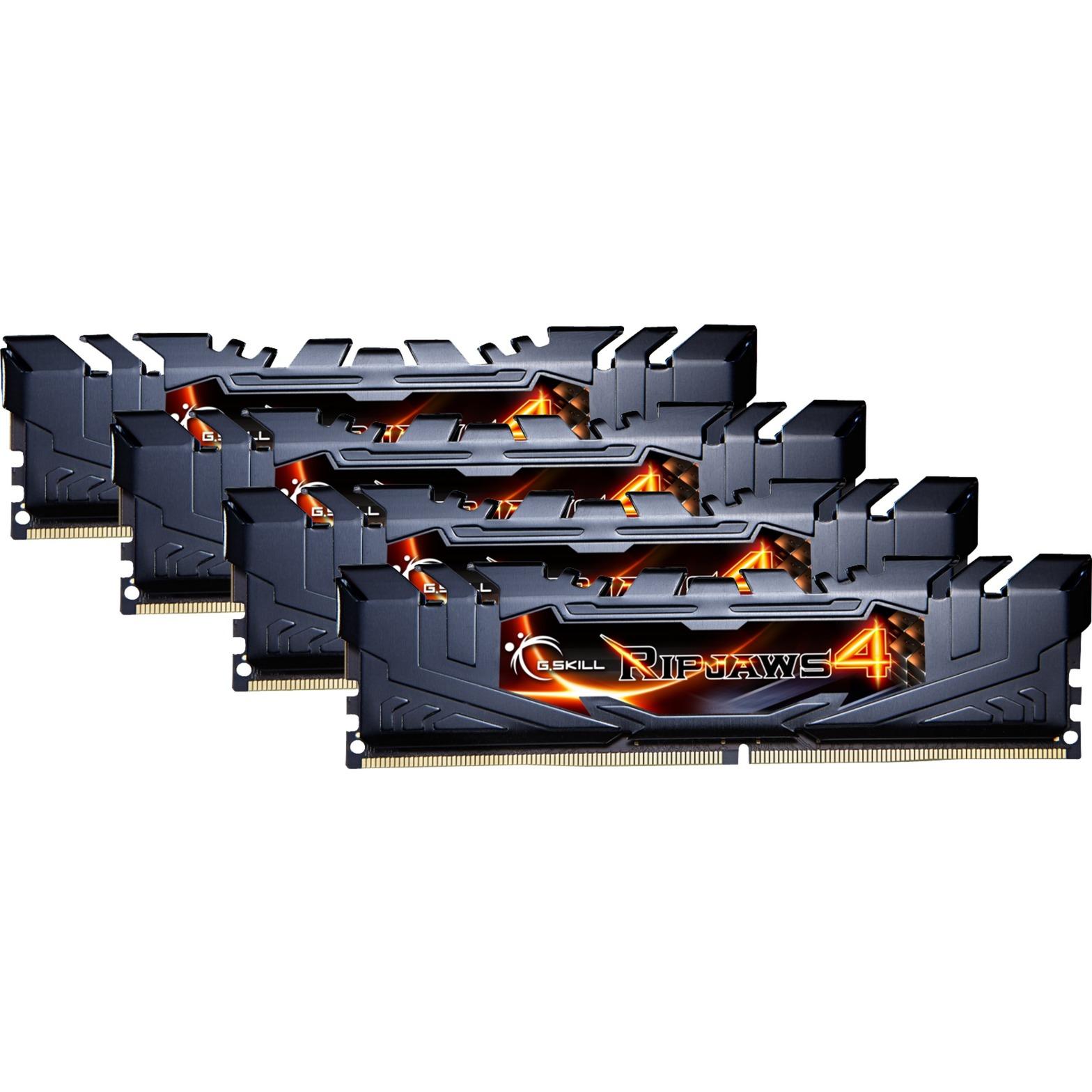 16 Go DDR4-2400 Quad Kit, Mémoire
