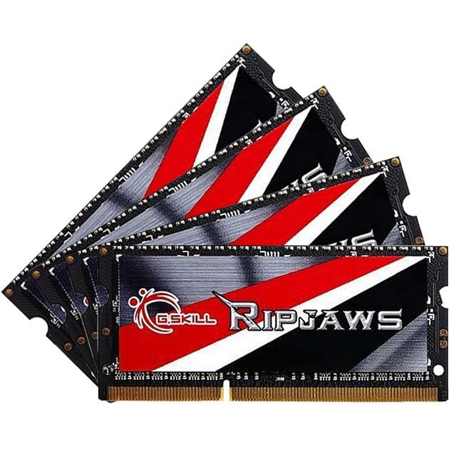 32 Go DDR3L-1600 Quad-Kit, Mémoire