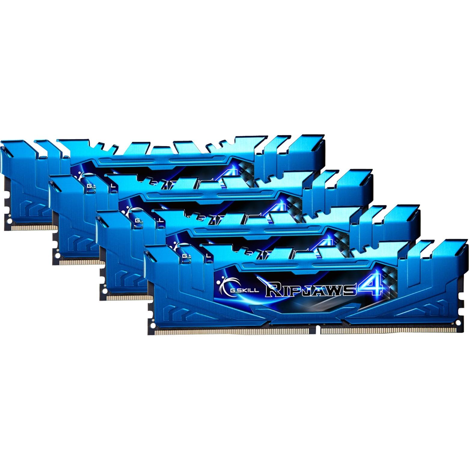 32 Go DDR4-2800 Quad Kit, Mémoire