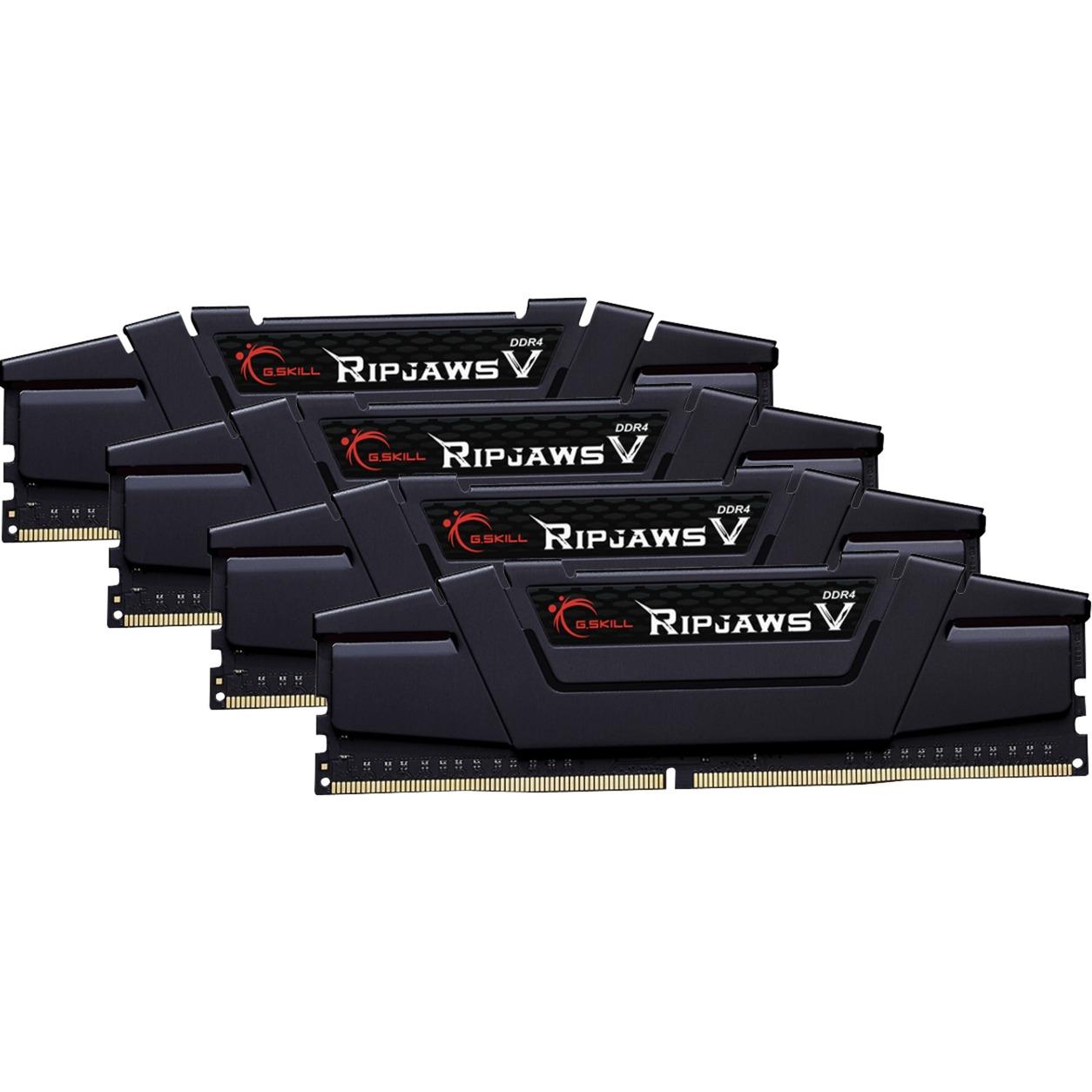 64 Go DDR4-3200 Quad-Kit, Mémoire