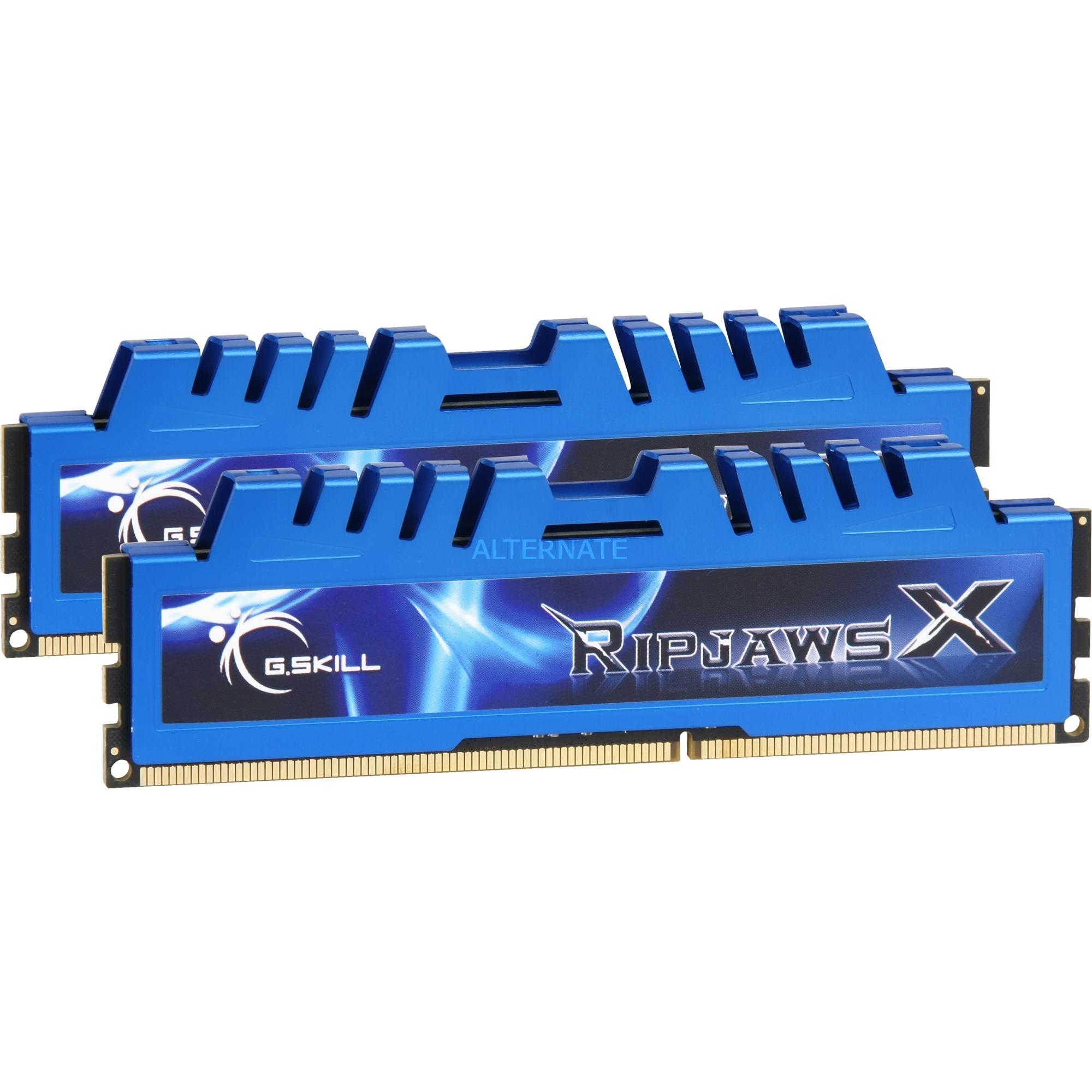 8GB DDR3-1600 RipjawsX 8Go DDR3 1600MHz module de mémoire