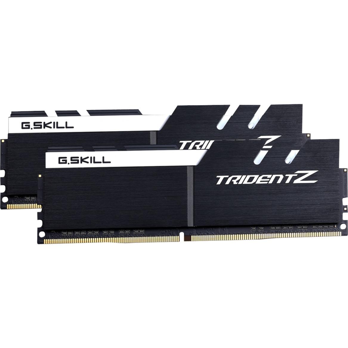 D416GB 3200-16 Trident Z K2 GSK, Mémoire