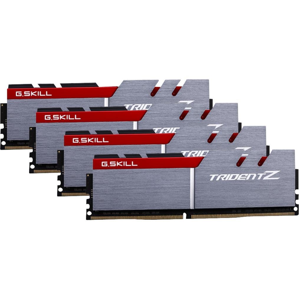 D416GB 3200-16 Trident Z K4 GSK, Mémoire