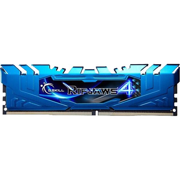 D416Go 3000-15 Ripjaws 4 Blue K4 GSK, Mémoire