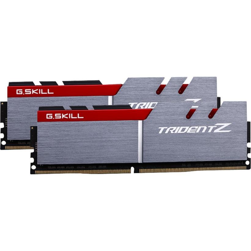 D416Go 3200-15 Trident Z K2 GSK, Mémoire