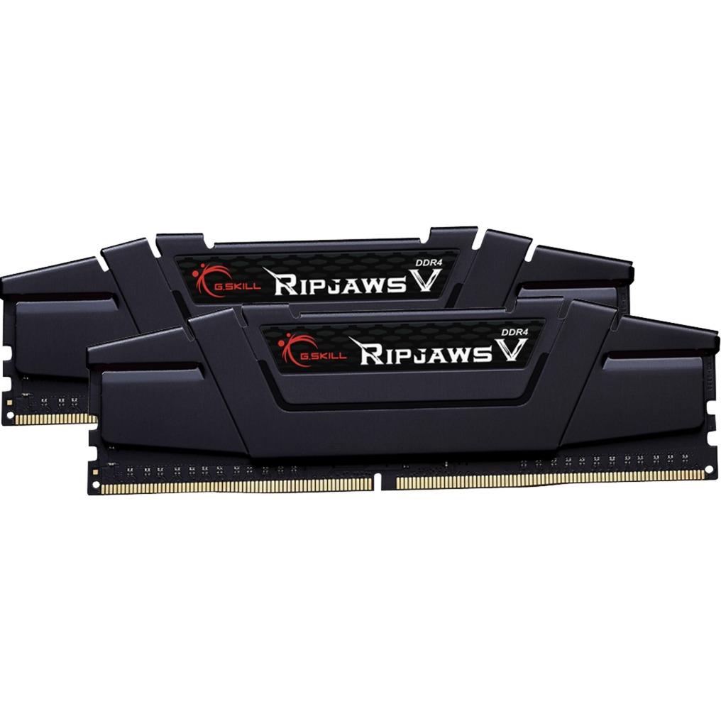 D432GB 3200-14 Ripjaws V Black K2 GSK, Mémoire