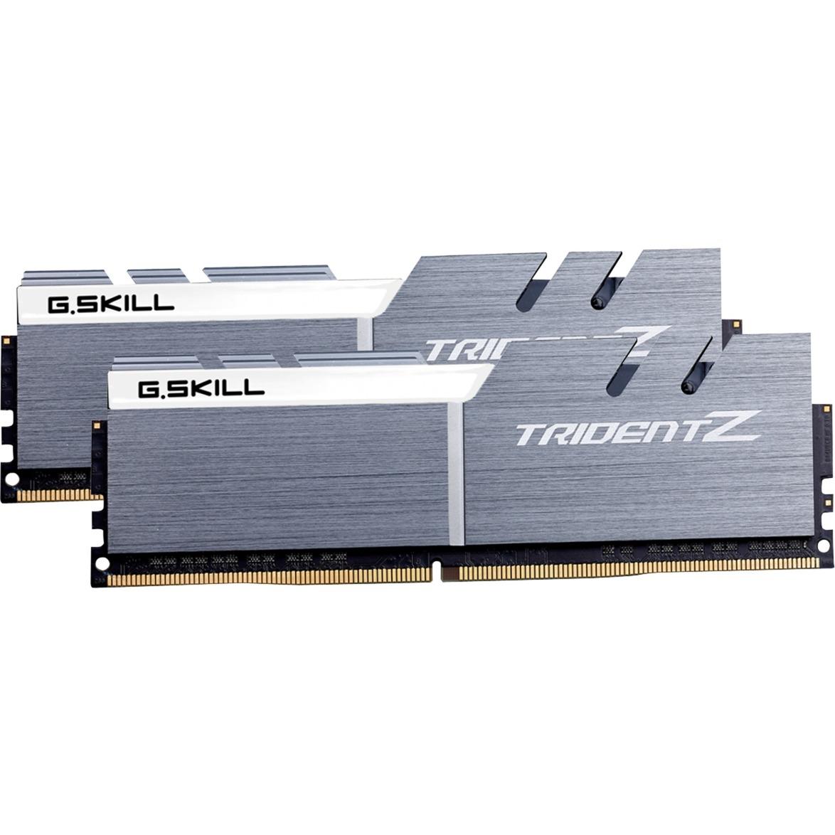 D432GB 3200-14 Trident Z K2 GSK, Mémoire