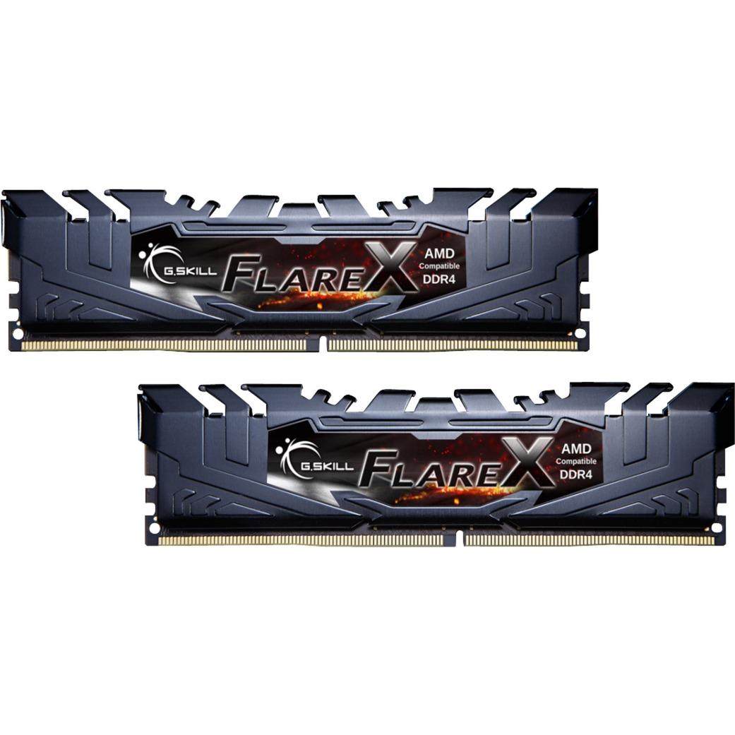 F4-2400C16D-32GFX, Mémoire