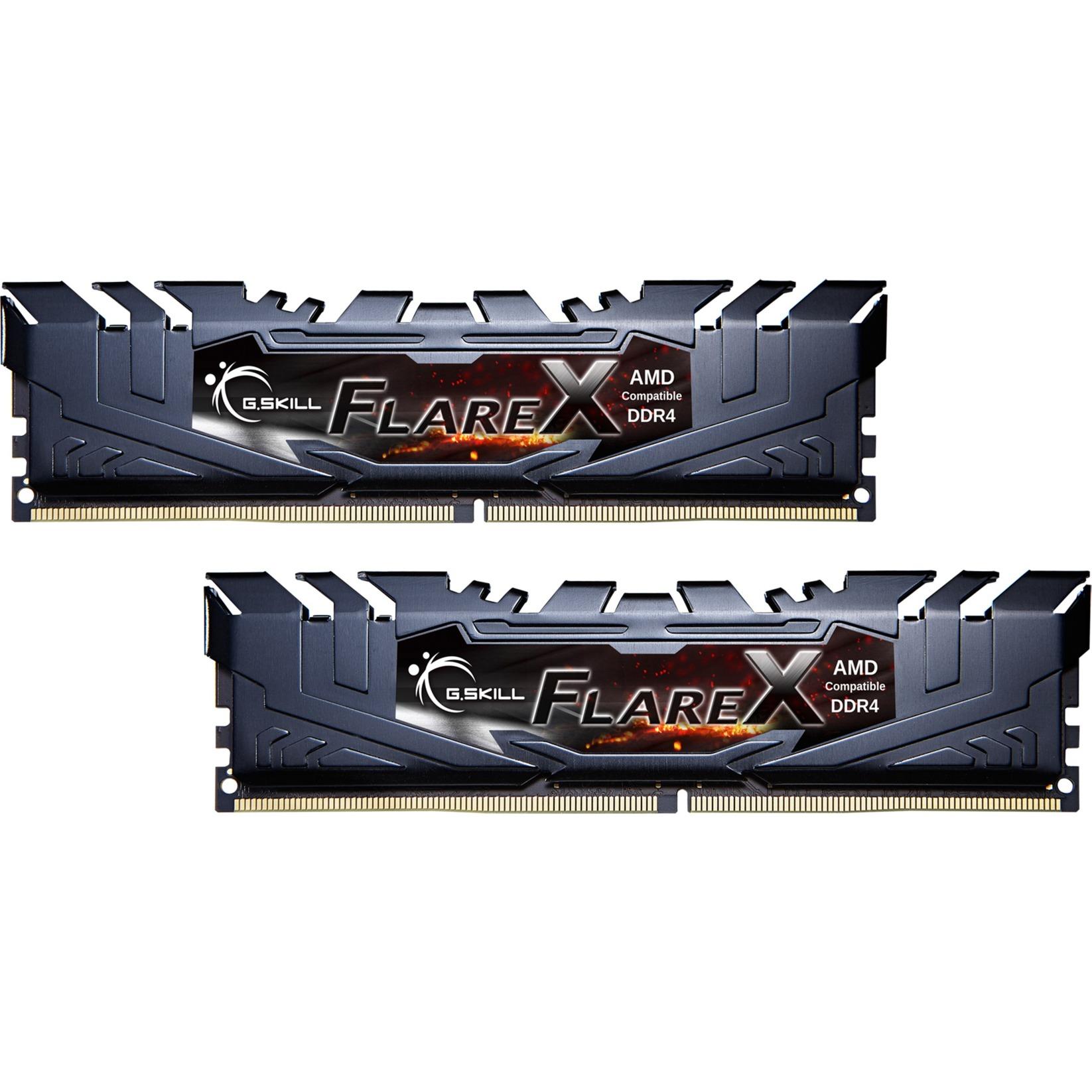 F4-2933C16D-32GFX 32Go DDR4 2933MHz module de mémoire