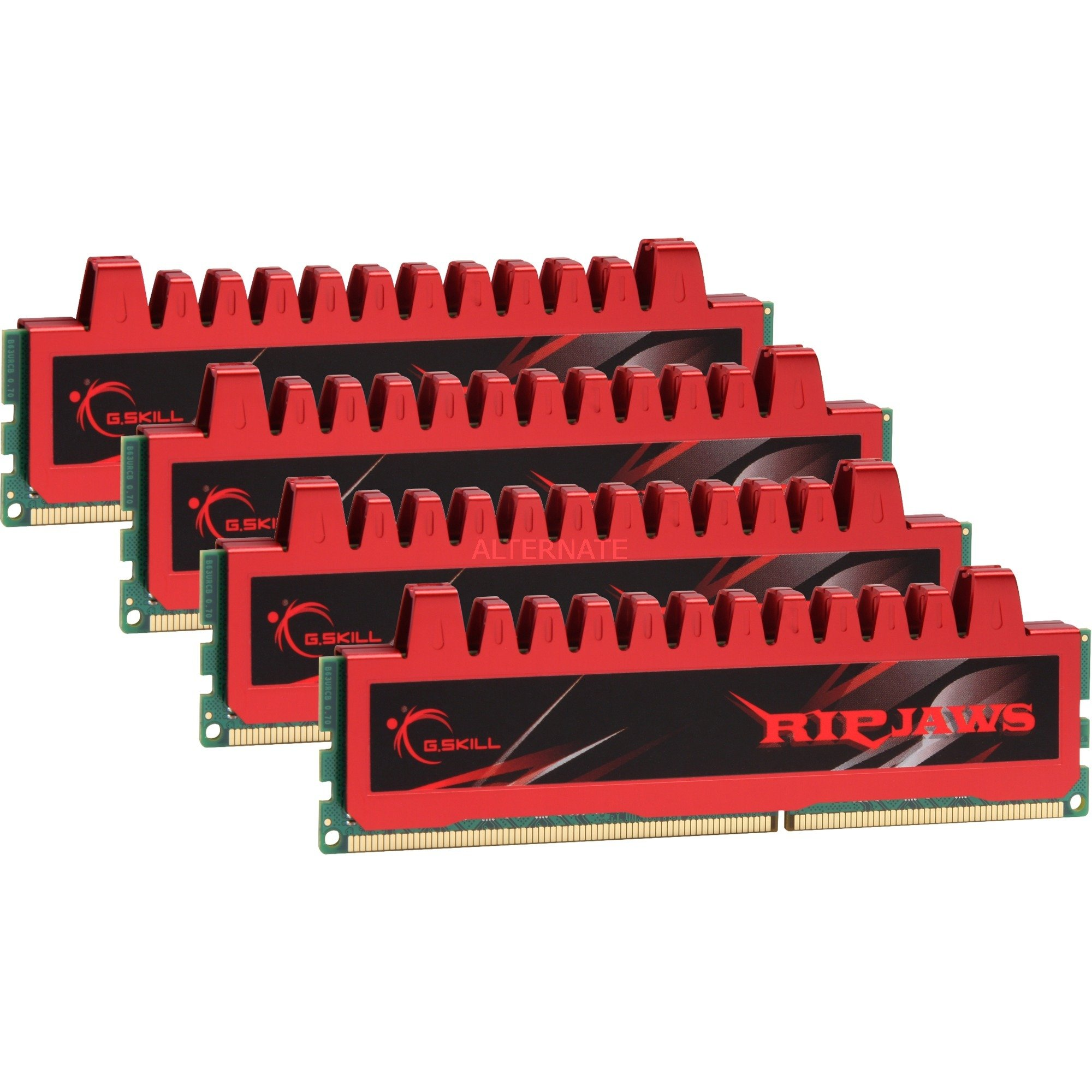 Ripjaws 16GB kit DDR3-1333MHz 16Go DDR3 1333MHz module de mémoire