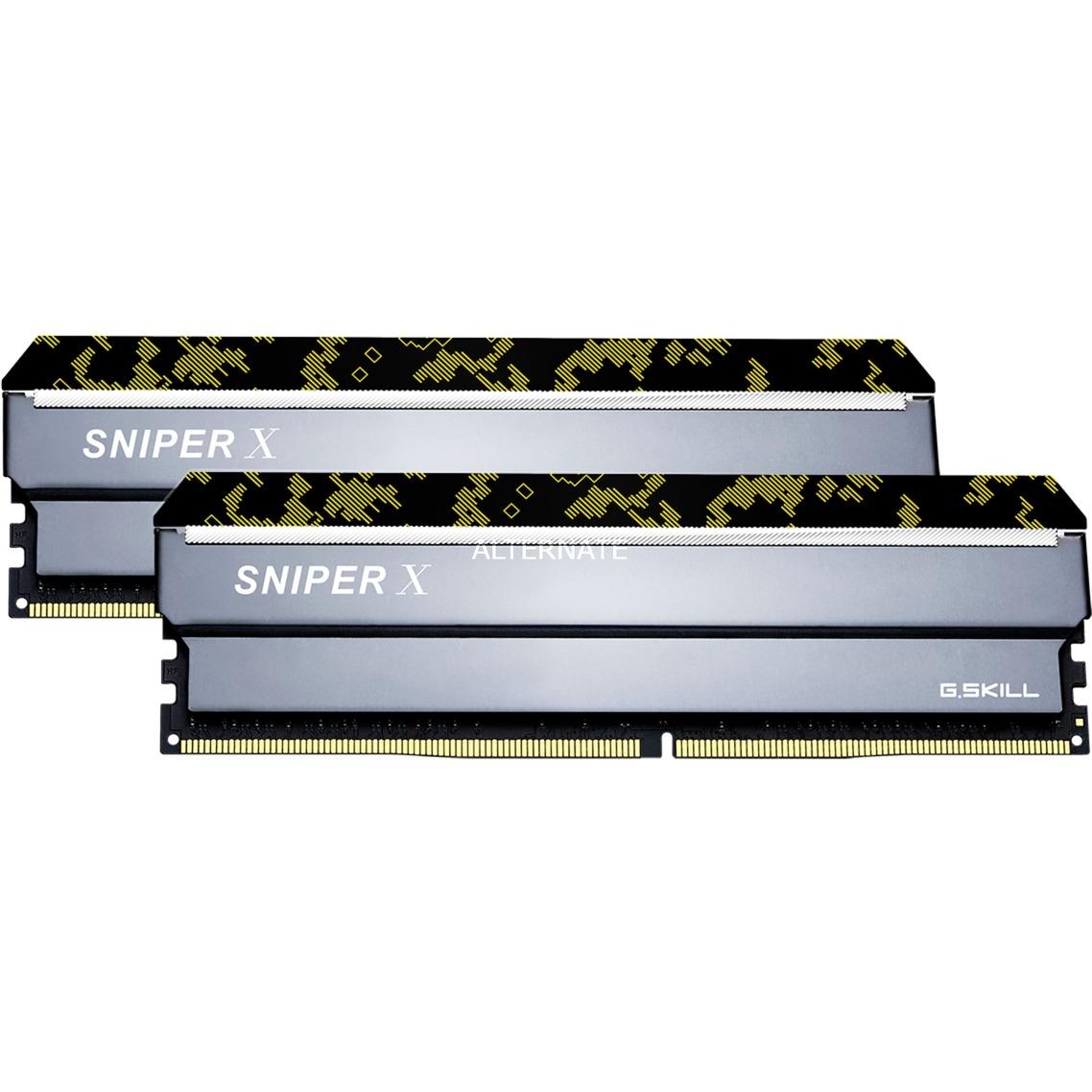 Sniper X 16Go DDR4 3600MHz module de mémoire