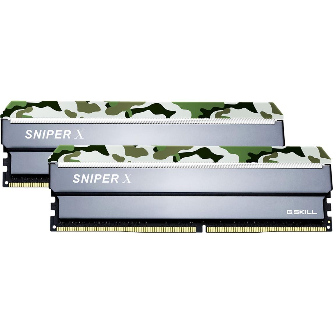 Sniper X 32Go DDR4 3200MHz module de mémoire