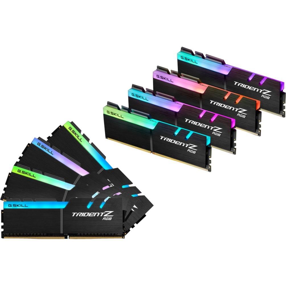 Trident Z RGB 64Go DDR4 2400MHz module de mémoire