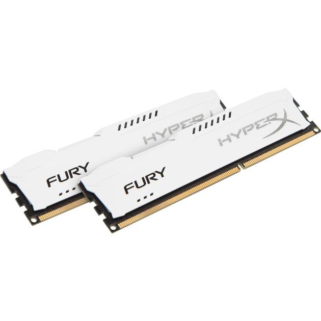 HyperX 8 Go DDR3-1333 Kit, Mémoire